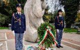 L'Abbraccio - Monumento ai Caduti delle Forze dell'Ordine e del Soccorso