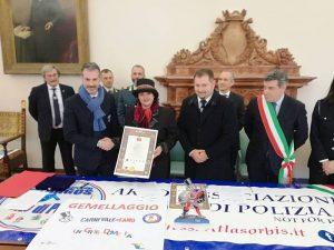 (Fano) Maria Flora Giammarioli riceve la distinzione di Accademico d'Onore della Norman Academy per l'impegno nel settore Storico Culturale