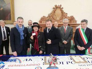 Maria Flora Giammarioli, socio onorario Associazione ARGOS Forze di Polizia