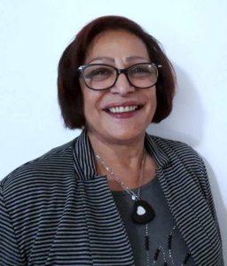 Tina Paolini, Delegata ARGOS per le attività di Segreteria ROMA