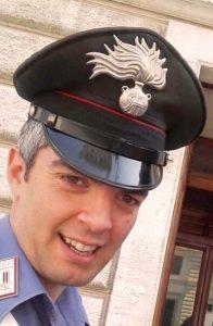 Vincenzo Ruocco, Delegato ARGOS alle Relazioni con l'Arma dei Carabinieri per la città di Roma