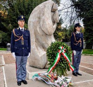 Monumento Caduti L'Abbraccio