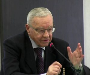 Gino Falleri, Vice Presidente dell'Ordine dei Giornalisti - LAZIO
