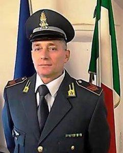 Giovanni Rizzo, Delegato ARGOS alle Relazioni con la Guardia di Finanza per la città di Roma