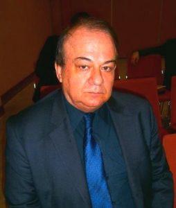 Vice Presidente Vicario Nazionale ARGOS Associazione Forze di Polizia Cav. Dr Terenzio D'Alena