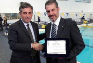 Festa dell'Integrazione e dell'Amicizia Aquaniene - Premio allo Sport e alle Attività Sociali per Gianluca Guerrisi