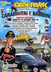 Carabinieri e Bambini II^ edizione - Oasi Park