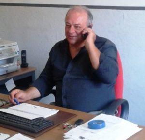 Il Vice Presidente Vicario ARGOS Associazione Forze di POLIZIA dr Terenzio D'Alena