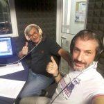 Ospiti in diretta radiofonica a Elleradio 88,100 FM per la rubrica Sport e Sociale
