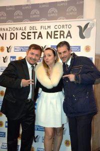 Tulipani di Seta Nera - Festival Internazionale del Cinema Corto - Teatro Olimpico - ROMA