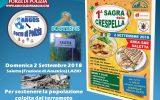 Saletta di Amatrice (RI - Lazio), ARGOS Associazione Forze di POLIZIA tra i terremotati per sostenere i progetti e le attività di ricostruzione