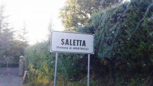 Saletta di Amatrice (Rieti - Lazio)