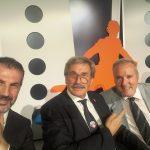 """Ospiti in diretta TV a GOLD TV (canale 17 DGT) """"Quelli di Meeting"""" di Giulio Galasso per la rubrica Sport e Sociale"""