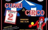 Al Rony Roller Circus per sostenere le cure di Elisa Pardini, CUORI di CIRCO, domani spettacolo circense di solidarietà, ARGOS Associazione Forze di Polizia partner iniziativa