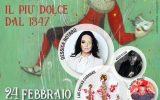 """Carnevale di Fano 2019: Una Grassa Domenica Festa del Carnevale delle Forze di Polizia ARGOS in gemellaggio per rafforzare il messaggio contro la violenza sulle donne e presentare nella Sala Comunale il primo brano polka dedicato """"Carnevale di Fano"""", ospite d'onore Gessica Notaro"""