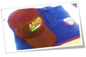 Gadget ARGOS Associazione Forze di Polizia