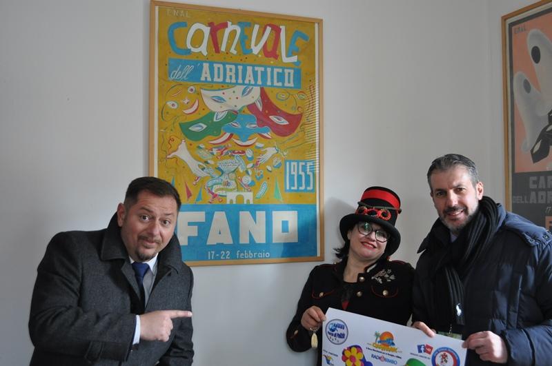 FANO - Pesaro Urbino - Marche. Gemellaggio Una Grassa Domenica e Carnevale di Fano.