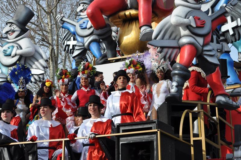 FANO - Pesaro Urbino - Marche. Gemellaggio Una Grassa Domenica e Carnevale di Fano