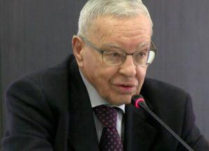 Gino Falleri, Presidente Onorario dell'Associazione ARGOS Forze di POLIZIA