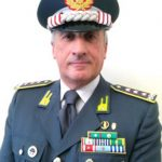 Giorgio Toschi Comandante Generale Guardia di Finanza