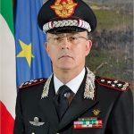 Giovanni NISTRI -Generale di Corpo d'Armata (Comandante generale dell'Arma dei Carabinieri)