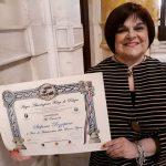 On.le Stefania Pezzopane - Ambasciatrice delle Buone Azioni