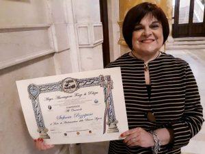On.le Stefania Pezzopane - VII Commissione Ambiente, Territorio e Lavori Pubblici - Camera dei Deputati - decreto 2018 Ambasciatore delle Buone Azioni