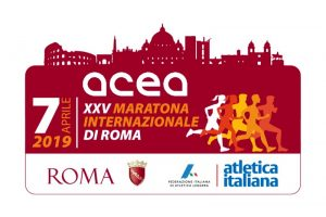 Maratona Internazionale di Roma del 7 Aprile 2019 - XXV edizione