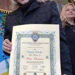 Tiziana RIVALE Socio Onorario ARGOS Associazione Forze di Polizia