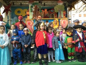 Oasi Park - Una Grassa Domenica Festa del Carnevale delle Forze di Polizia edizione 2019