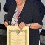 Maria Teresa Letta - Vice Presidente Nazionale Croce Rossa Italiana - decreto 2019