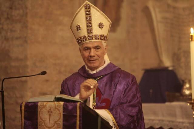 S.E. Mons. Giovanni D'ERCOLE