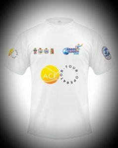 La nuova maglia Argos Runner Team Forze di Polizia Top Sponsir Ace Tour
