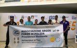 Run for Peace 2019: oltre 100 runners dell'Associazione ARGOS Forze di POLIZIA presenti domani al percorso della Via Pacis, si corre per Elisa con la nuova maglia sportiva sponsor ACE TOUR