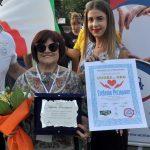 """Diploma di Merito """"un CUORE d'ORO"""" 2019 per l'On.le Stefania Pezzopane"""