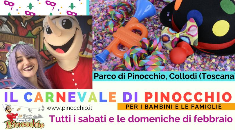 Il Carnevale di Pinocchio