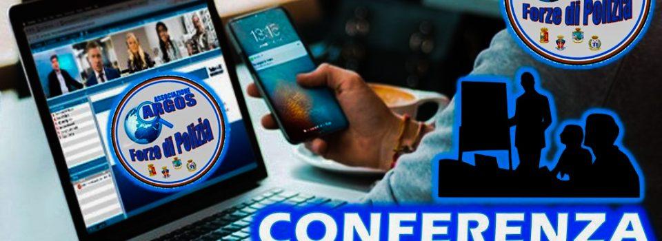 Video Conferenza Direttivo di Presidenza Nazionale - ARGOS Associazione Forze di POLIZIA