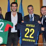 Nicola VENTOLA aderisce ai progetti ARGOS Forze di POLIZIA