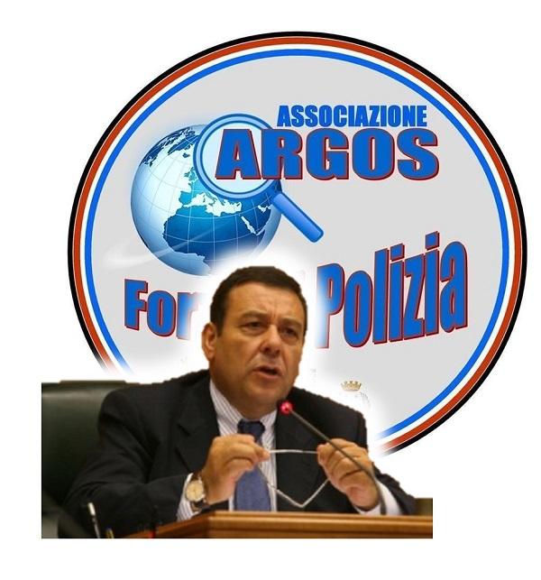 Presidente Guido MILANA - Consiglio Regione Lazio - Proposta Legge Giornata Caduti Forze Ordine - ARGOS