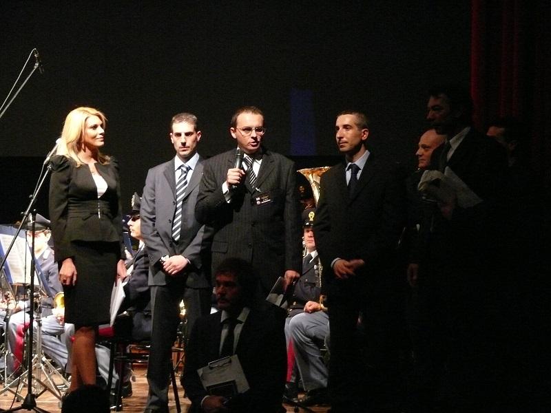 Serata di Gala in Memoria dei Caduti delle Forze dell'Ordine del 27 Aprile 2009