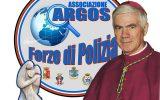 Mons. Giovanni D'Ercole - Padre Spirituale ARGOS Associazione Forze di POLIZIA