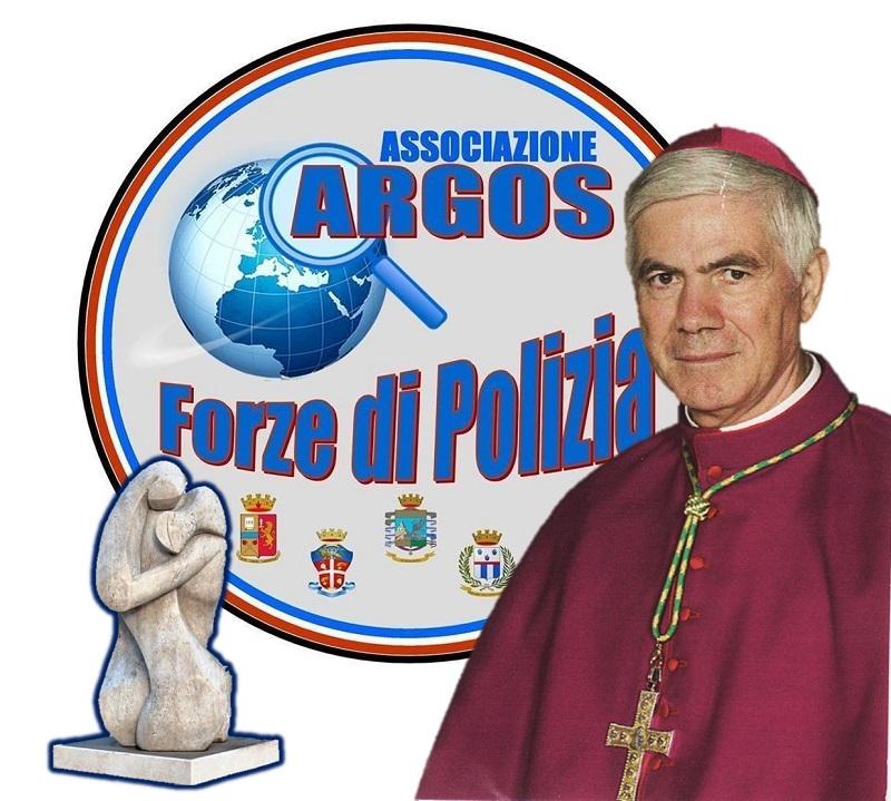 Mons. Giovanni D'Ercole - Padre Spirituale e Socio Onorario ARGOS Associazione Forze di POLIZIA