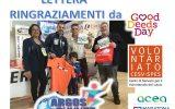 Lettera Ringraziamenti e Apprezzamenti Maratona di Roma 2017 ad ARGOS Runner Team Forze di Polizia