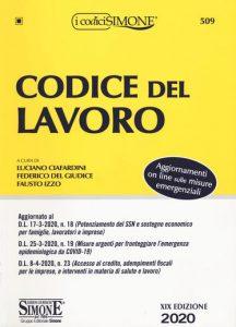 Codice del LAVORO - Simone