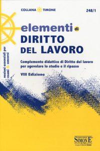 Elementi di DIRITTO DEL LAVORO