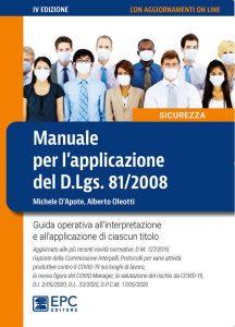 Manuale per l'applicazione del D.Lgs. 81-2008 - EPC Editore