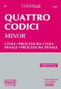 Quattro Codici Minor - Simone