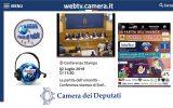 Conferenza Stampa La Partita dell'Umanità - Camera Deputati - ARGOS Associazione Forze di POLIZIA