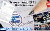 Tesseramento ARGOS 2021 - Volantino