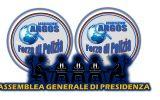 Assemblea Generale Presidenza Nazionale ARGOS - Febbraio 2020 - Prima Convocazione